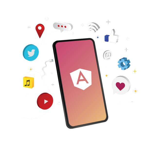 CUSTOM ANGULAR APPLICATIONS