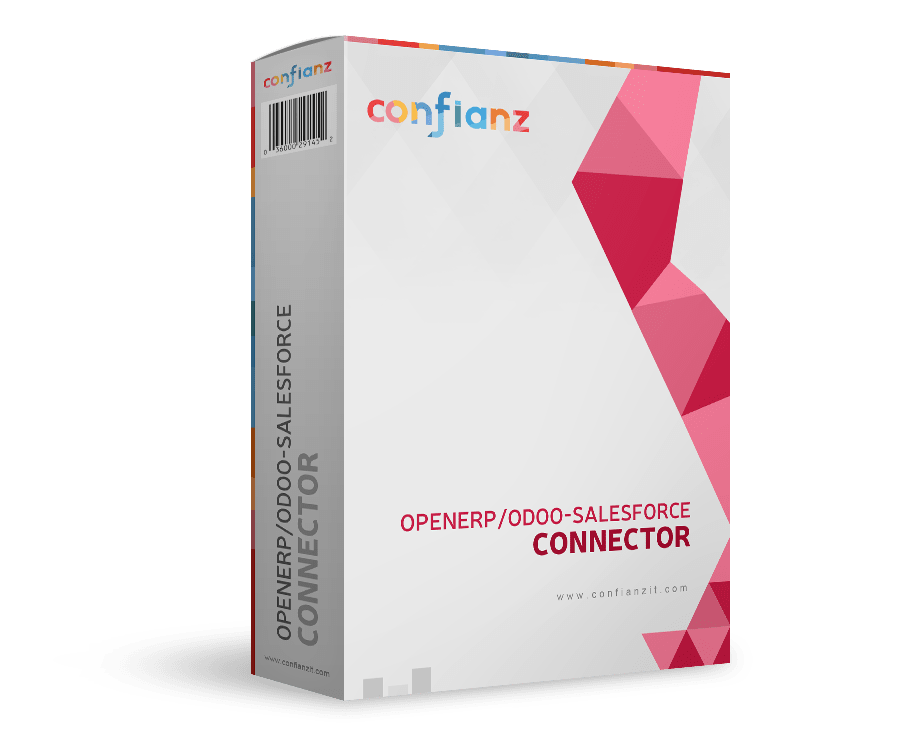 Odoo ERP salesforce  Connector