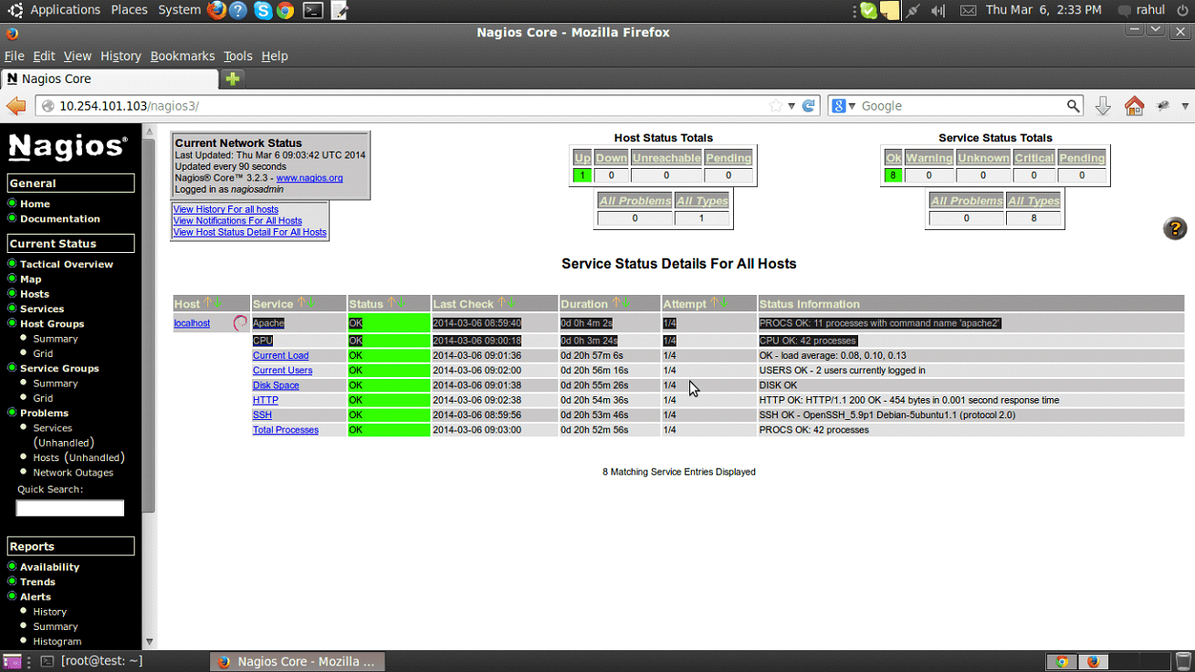 How to use nagios to monitor your server and services for Nagios email notification template