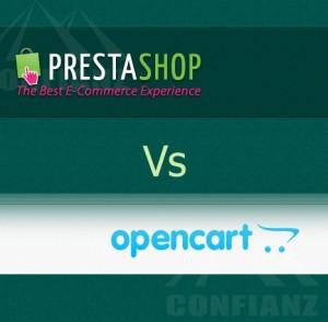 Prestashop Vs Opencart