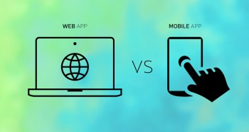 Mobile app vs Web app