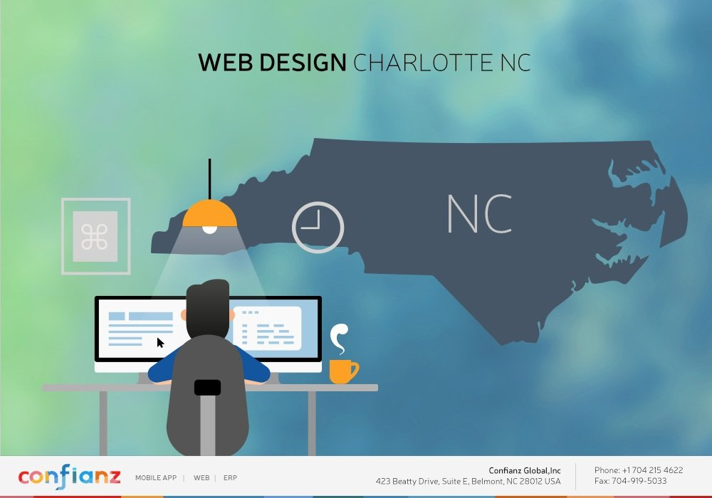 Web Design Development Company In Charlotte Nc Web Development Ios And Android App Development Company In Charlotte Nc