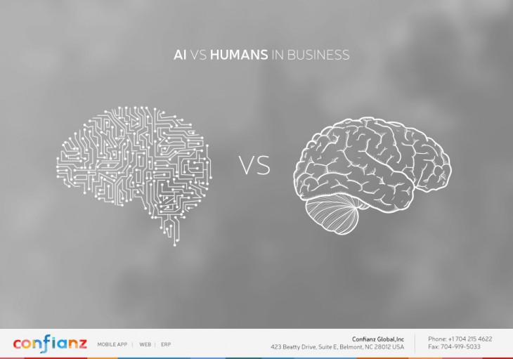 AI vs. Humans in Business