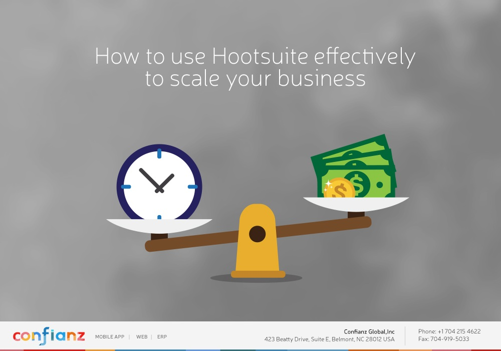 hootsuite for business