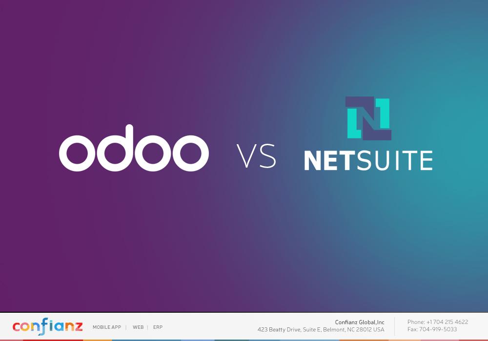 Odoo vs NetSuite