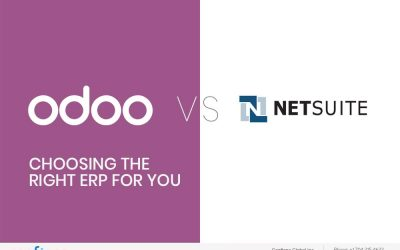 Odoo vs. NetSuite: Choosing the Right ERP for You