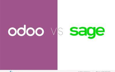 Odoo vs Sage